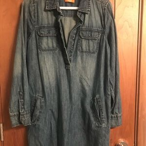 Joe Fresh Jean Dress